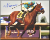 American Pharoah 2015 Breeders Cup Classic Finish 8×10 Signed