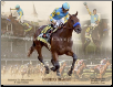 American Pharoah 2015 Kentucky Derby Collage