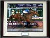 Curlin 2007 Breeders' Cup Classic Photo #2 16x20 Framed Signed