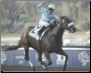 Life Is Sweet 2009 Breeders Cup Ladies Classic Signed 8x10