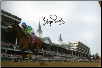 Barbaro Kentucky Derby Remote 8x10 Signed
