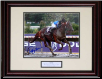 Curlin 2007 Breeders' Cup Classic Photo #1 8x10 Framed Signed