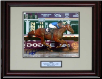 Curlin 2007 Breeders' Cup Classic Photo #2 8x10 Framed Signed