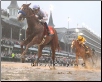 Justify 2018 Kentucky Derby Remote Photo