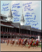 Kentucky Derby Commemorative