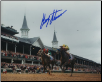 Silver Charm Kentucky Derby #1 8x10 Photo Signed Gary Stevens