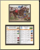 Smarty Jones Preakness Stakes Mini Collage