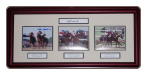 Affirmed Triple Crown Mini Triple Signed