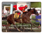 Real Quiet 1998 Preakness Stakes